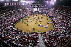 Overzicht arena<br /> World Cup Final Jumping - Las Vegas 2005<br /> © Hippo Foto - Dirk Caremans