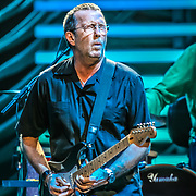 Eric Clapton plays the Key Arena, Seattle, WA on 3-22-2007