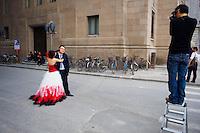 Chine, Shanghai, jour de mariage //  China, Shanghai, wedding day