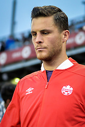 September 3, 2017 - Toronto, Canada - Jayson Leutwiler before the Canada-Jamaica Men's International Friendly match at BMO Field in Toronto, Canada, on 2 September 2017. (Credit Image: © Anatoliy Cherkasov/NurPhoto via ZUMA Press)