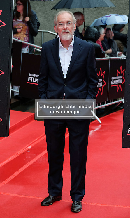"Edinburgh International Film Festival, Sunday 26th June 2016<br /> <br /> Stars turn up on the closing night gala red carpet for the World Premiere of ""Whisky Galore!""  at the Edinburgh International Film Festival 2016<br /> <br /> Sean Scanlan who plays Old Roddy in the film<br /> <br /> (c) Alex Todd   Edinburgh Elite media"