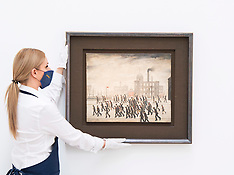 Sotheby's Lowry 30th April 2021