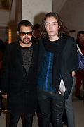 PABLO GANGULI; TOMAS AUKSAS, Wallpaper Design Awards 2012. 10 Trinity Square<br /> London,  11 January 2011.