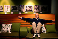 Marty Wollesen, director of ArtPower! sits at The Loft on the campus of UCSD in La Jolla. For The SD Union-Tribune