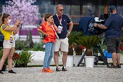 Withages Mariette, Van Laak Norbert<br /> Olympic Games Tokyo 2021<br /> © Hippo Foto - Dirk Caremans<br /> 21/07/2021