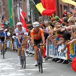LEUVEN (BEL): CYCLING: SEPTEMBER 26th: Elite Men: Sebastian Langeveld