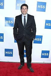 Stephanie March at the Hospital for Special Surgery (HSS) 35th Annual Tribute Dinner held at the Museum of Natural History on June 4, 2018 in New York, NY. 04 Jun 2018 Pictured: Jason Biggs. Photo credit: Steven Bergman / AFF-USA.COM / MEGA TheMegaAgency.com +1 888 505 6342