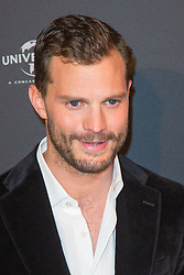 Jamie Dornan attends Fifty Shades Freed world premiere at Salle Pleyel on February 06, 2018 in Paris, France. Photo by ABACAPRESS.COM
