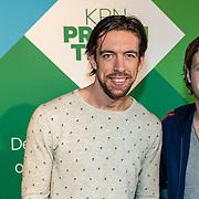 NLD/Amsterdam/20161117 - KPN Presenteert nieuwe programma's, <br /> Mattie Valk en Wietze de Jager