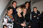 Koningin Beatrix bij De Afscheidsmonologen