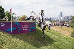 Rigouts Marc (BEL) - Dunkas<br />  Olympic Games London 2012<br /> © Dirk Caremans