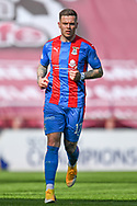 Miles Storey (#17) of Inverness Caledonian Thistle FC during the SPFL Championship match between Heart of Midlothian and Inverness CT at Tynecastle Park, Edinburgh Scotland on 24 April 2021.