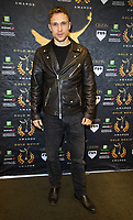 William Moseley at the Press Conference for the Gold Movie Awards, announcing nominees for the awards to held on 9th January. Regent St Theatre London. 13.12.19