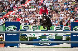 Boyd Martin, (USA), Shamwari 4 - Jumping Eventing - Alltech FEI World Equestrian Games™ 2014 - Normandy, France.<br /> © Hippo Foto Team - Jon Stroud<br /> 31-08-14