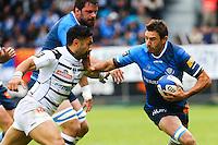 Yannick Caballero - 16.05.2015 - Castres / Brives - 25eme journee de Top 14<br />Photo : Laurent Frezouls / Icon Sport