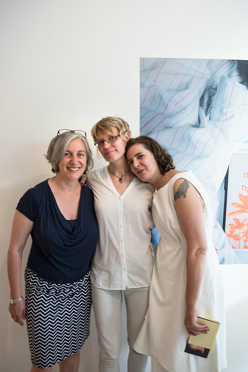 Monika Baum kunstaltonale, Heike Günther, Annette H.<br /> <br /> Foto: Mauricio Bustamante 2018