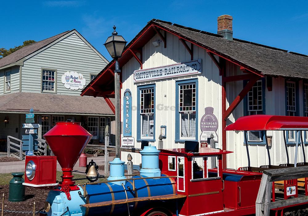 Historic Smithville, New Jersey, USA