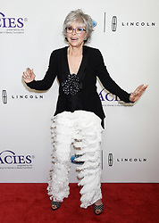 Todd Grinnell at the 43rd Annual Gracie Awards Gala held at the Beverly Wilshire Hotel on May 22, 2018 in Beverly Hills, Ca. © Janet Gough / AFF-USA.COM. 22 May 2018 Pictured: Rita Moreno. Photo credit: Janet Gough / AFF-USA.COM / MEGA TheMegaAgency.com +1 888 505 6342