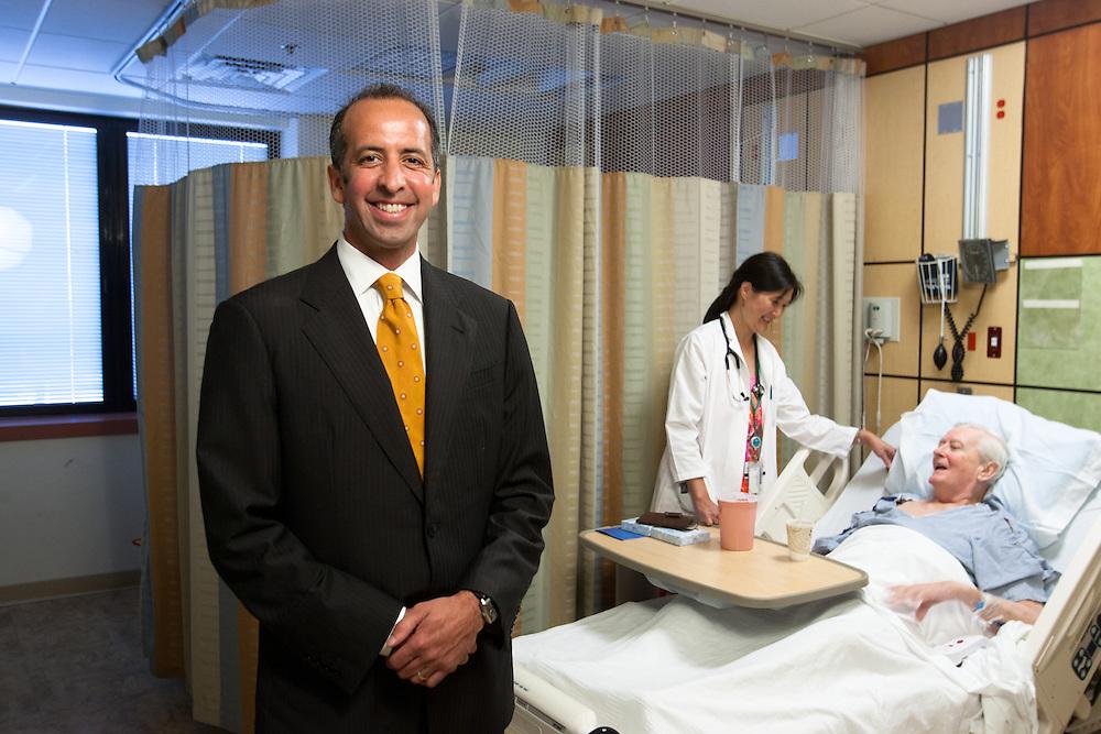 Weymouth, MA 06/21/2011.David Gomes of Navis Learning.For South Shore Hospital President's Circle Ad.Alex Jones / www.alexjonesphoto.com