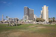 Israel,Tel Aviv, Chares Clore Park