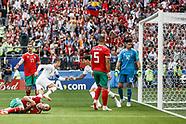FOOTBALL - 2018 FIFA WORLD CUP RUSSIA - GROUP B - PORTUGAL v MOROCCO 200618