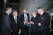 Lord Weidenfeld, Lord Rothschild, Hubert Burda and Prof Dr. Martin Roth . The opening of ' Princely Spendour: The Dresden Court 1580-1620' The Gilbert Collection, Somerset House. London. 8 June 2005. ONE TIME USE ONLY - DO NOT ARCHIVE  © Copyright Photograph by Dafydd Jones 66 Stockwell Park Rd. London SW9 0DA Tel 020 7733 0108 www.dafjones.com