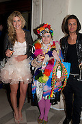 CHESKA HULL; BETHAN LAURA WOOD; OLLIE LOCKE, Wallpaper Design Awards 2012. 10 Trinity Square<br /> London,  11 January 2011.