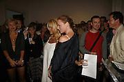 Stella McCartney andf Pamela Anderson, PETA's Humanitarian Awards, Stella McCartney, Bruton Street, London, W1. 28 June 2006. ONE TIME USE ONLY - DO NOT ARCHIVE  © Copyright Photograph by Dafydd Jones 66 Stockwell Park Rd. London SW9 0DA Tel 020 7733 0108 www.dafjones.com