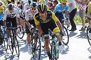 Primoz Roglic (SLO - Team LottoNL - Jumbo) during the 105th Tour de France 2018, Stage 14, Saint-Paul-trois-Chateaux - Mende (188 km) on July 21th, 2018 - Photo Luca Bettini / BettiniPhoto / ProSportsImages / DPPI
