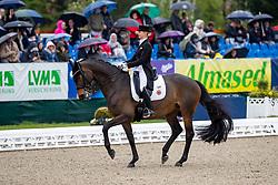 VON BREDOW-WERNDL Jessica (GER), TSF Dalera BB<br /> Hagen - Horses and Dreams 2019 <br /> Grand Prix de Dressage CDI4* Special Tour<br /> 27. April 2019<br /> © www.sportfotos-lafrentz.de/Stefan Lafrentz