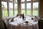 Interiors of Coombe Hill Golf Club