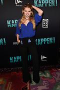 Premiere van Kappen, de 8e boekverfilming van de populaire schrijfster Carry Slee<br /> <br /> op de foto:   Britt Scholte