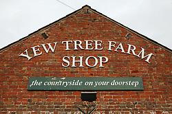 Yew Tree Farm Shop; Liverpool,