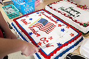 12/8/13 12:32:30 PM -- Albuquerque NM  --Presentation of supplies for Operation Comfort Warriors gifts to the Raymond G. Murphy VA Medical Center in Albuquerque, N.M..<br /> <br />  --    Photo by Steven St John