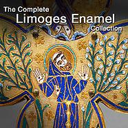 Gothic Limoges Enamel  Artefacts - Pictures, Images
