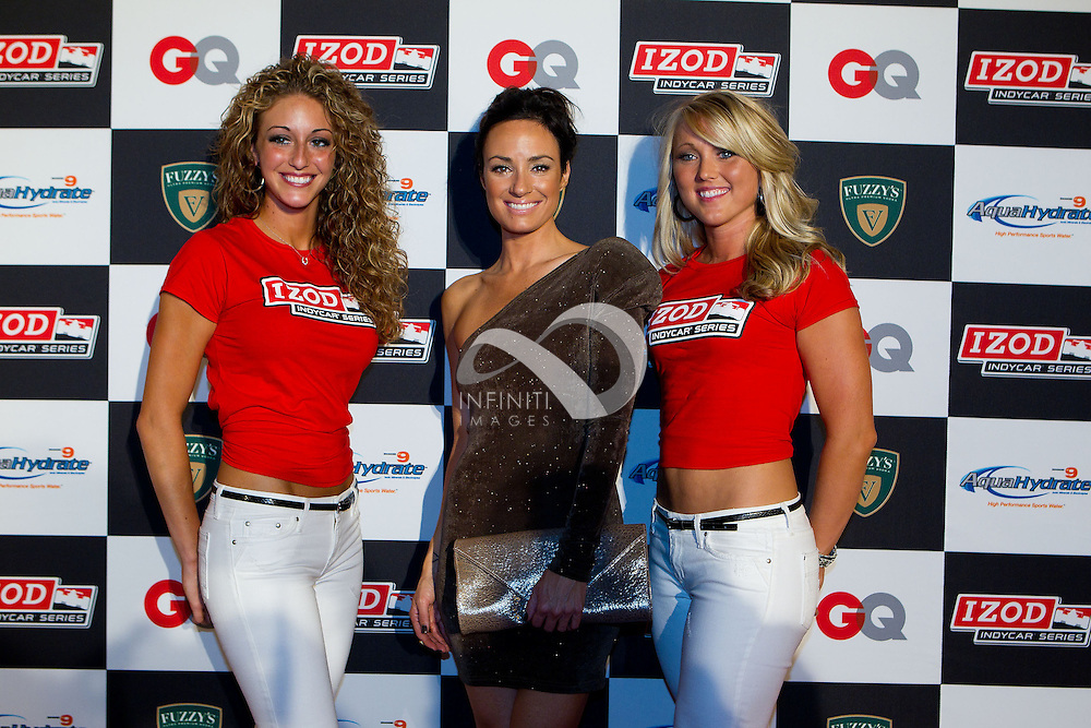 Catt Sadler seen at the IZOD Fantasy 500 party in Indianapolis, Indiana. Photo by Michael Hickey, Infiniti Images Corporate event photography by Infiniti Images