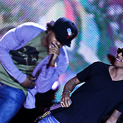 MON/Monte Carlo/20100512 - World Music Awards 2010, Shay Heldon en Pharell Williams