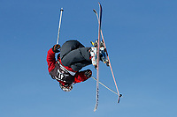 Freestyle<br /> FIS World Cup<br /> Copper Mountain USA<br /> 18.12.2013<br /> Foto: Gepa/Digitalsport<br /> NORWAY ONLY<br /> <br /> FIS Weltcup, Slopestyle, Herren, Qualifikation. Bild zeigt Lars Bjørum (NOR).