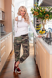 EXCLUSIVE: Model, mom and entrepreneur, Christie Brinkley is photographed in her Manhattan apartment. 13 Nov 2018 Pictured: Christie Brinkley. Photo credit: Phil Penman / MEGA TheMegaAgency.com +1 888 505 6342