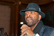 January 11, 2012 - Brooklyn, New York, USA: E-Uneek sings at 2nd Annual Interfaith Memorial Service for Haiti, Wednesday night at Brooklyn Borough Hall. The service was held two years after the Mw 7.0 earthquake at Haiti.