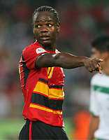 Akwa Angola<br /> <br /> Fussball WM 2006 Mexiko - Angola<br /> Mexico - Angola<br /> Norway only