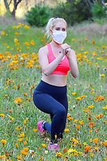 Heidi Pratt works out - 30 April 2020