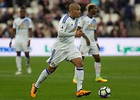 Football - 2016 / 2017 Premier League - West Ham United vs. Sunderland<br /> <br /> Wahbi Khazri of Sunderland at The London Stadium.<br /> <br /> COLORSPORT/DANIEL BEARHAM