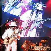 Carlos Santana plays The White River Ampitheatre, Auburn, WA on 8-25-2011.