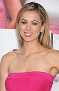 """WESTWOOD, CA - APRIL 28: Iliza Schlesinger arrives at the premiere of Universal Pictures' """"Bridesmaids"""" held at Mann Village Theatre on April 28, 2011 in Los Angeles, California."""