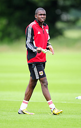 Bristol City's trailist Reice Charles-Cook - Photo mandatory by-line: Dougie Allward/JMP - Tel: Mobile: 07966 386802 01/07/2013 - SPORT - FOOTBALL - Bristol -  Bristol City - Pre Season Training - Npower League One
