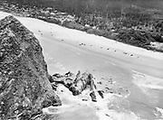 9969-7029B. Cannon Beach, July 5, 1947