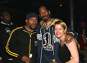 Danny Green (Director), Snoop Dogg & Heidi Jo Markel of Eclectic Pictures, Producer..The Tenants Post Screening Party.Aer Premiere Lounge.New York, NY, USA.Monday, April, 25, 2005.Photo By Selma Fonseca/Celebrityvibe.com/Photovibe.com, .New York, USA, Phone 212 410 5354, .email: sales@celebrityvibe.com ; website: www.celebrityvibe.com...