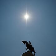 General Sherman Monument   Washington DC