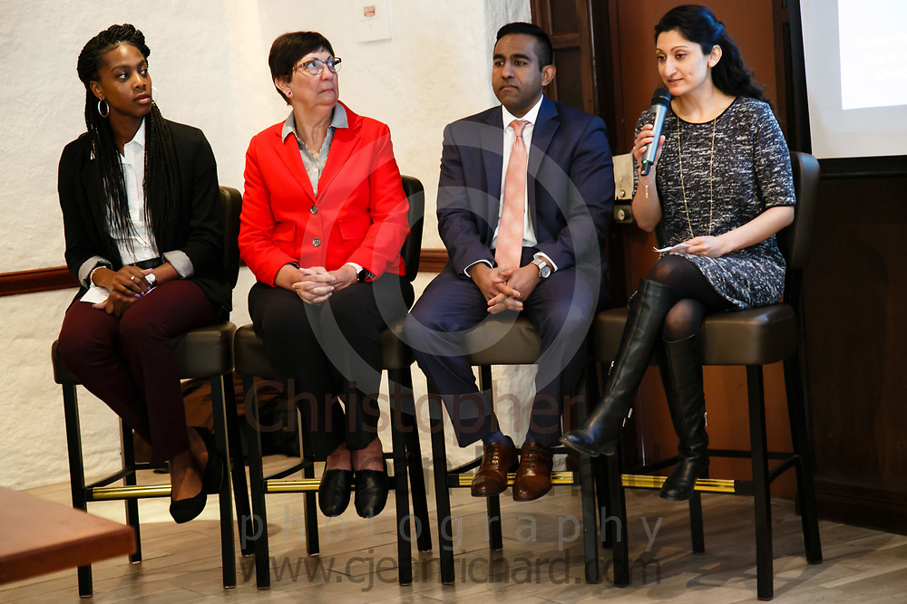 """The Houston West Chamber of Commerce presents """"MedTalk - Immunotherapy"""" as part of its Business & Education Partnership.<br /> <br /> Panel:<br /> <br /> Dr. Shivani Patel<br /> Assistant Professor<br /> Department of General Oncology<br /> MD Anderson Cancer Center<br /> <br /> Dr. Bharath Thankavel<br /> Medical Director  